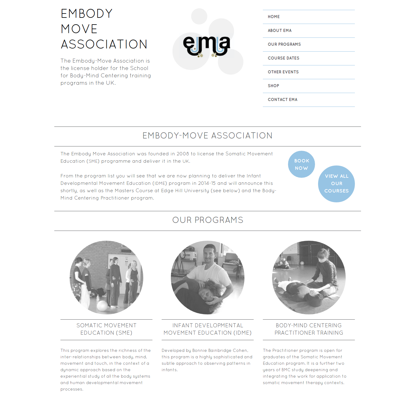 Embody Move Association