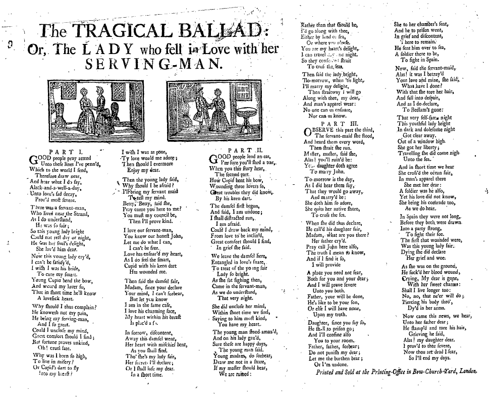 Example broadside